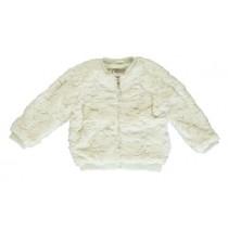 Infusion small girls jacket marshmallow (5 pcs)