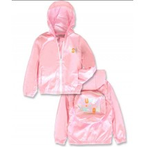 136330  Thema small girls jacket pink (5 pcs)