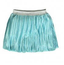 136351 Kinship small girls skirt nile blue (5 pcs)