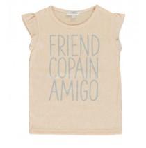 136360 Theme small girls shirt  combo 1 spanish vila (6 pcs)