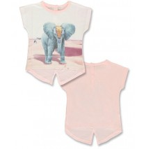 Kinship baby girls shirt combo 1 strawberry cream (4 pcs)