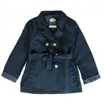 136915 Coastal Cruise small girls jacket blue nights (5 pcs)