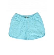136926 Psychotropical Teen girls short combo 1 tropic blue (6 pcs)
