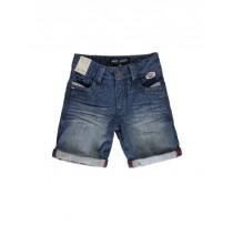 136967 Youth tonic small boys denim bermuda blue (5 pcs)