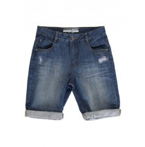 136985 Psychotropical teen boys denim bermuda blue (5 pcs)