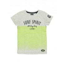 137010 Psychotropical Small boys shirt combo 1 light grey melange (6 pcs)