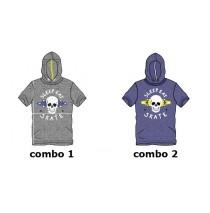 Youth tonic teen boys shirt combo 2 turkish sea (6 pcs)