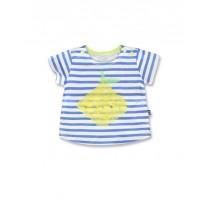 137016 Kinship baby girls shirt combo 1 turkish sea (4 pcs)