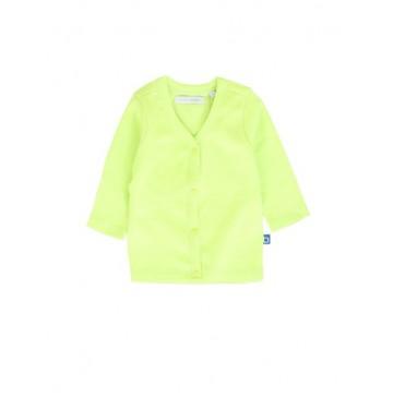 Baby girls cardigan sweat sharp green (4 pcs)
