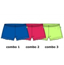 137032 Kinship baby girls short combo 2 azalea (4 pcs)