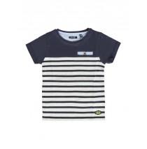 137038 Psychotropical Small boys shirt combo 1 blue nights (6 pcs)