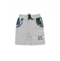 Psychotropical small boys bermuda combo 1 gray melange (6 pcs)