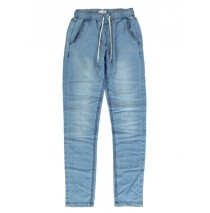 137111 Youth Tonic Teen girls denim pant blue (5 pcs)