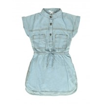 Coastal Cruise small girls dress light blue (5 pcs)