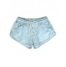 137174 Mermaids teen girls short light blue (10 pcs)
