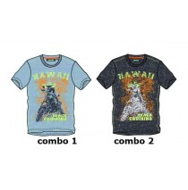 Youth tonic teen boys shirt combo 2 blue nights (6 pcs)