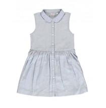 Coastal Cruise small girls dress combo 1 blue (5 pcs)