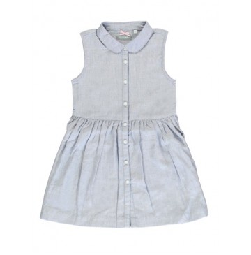 Coastal Cruise small girls dress combo 1 blue (5 pcs)