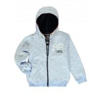 137255 Youth tonic small boys cardigan sweat light blue (5 pcs)