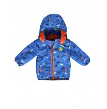 137338 Psychotropical baby boys jacket turkish sea+sharp green (8 pcs)