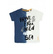 kinship Small boys shirt combo 1 blue (6 pcs)