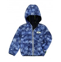 Psychotropical small boys jacket blue nights (5 pcs)