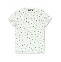 Kinship teen boys shirt combo 1 light grey melange (6 pcs)