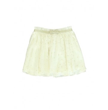 Kinship small girls skirt marshmallow  (5 pcs)