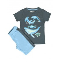Kinship small boys set combo 1 blue nights (6 pcs)