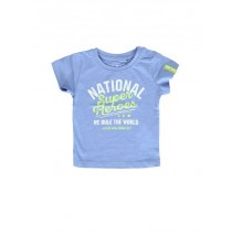 137858 Youth Tonic baby boys shirt wedgewood+tropic blue (8 pcs)