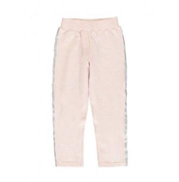 Youth Tonic small girls jogging pant pink melange (5 pcs)