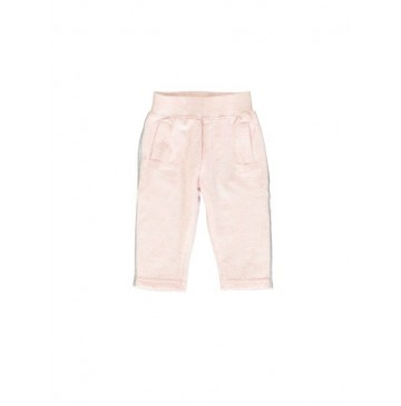 137888 Youth tonic baby girls jogging pant combo 1 pink melange (4 pcs)
