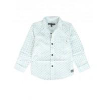 137913 Kinship small boys blouse blue (5 pcs)