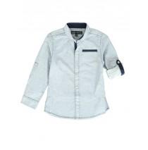 137914 Kinship small boys blouse blue (5 pcs)