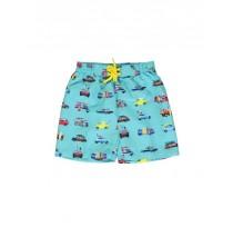 138029 Psychotropical Small boys swimwear combo 1 scuba blue (6 pcs)