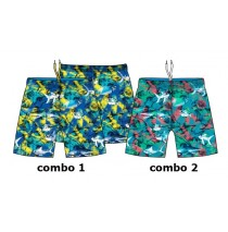 138033 Kinship Small boys swimwear combo 1 blue/green (6 pcs)