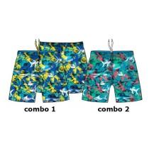 138033 Kinship Small boys swimwear combo 1 blue/green (6 pcs)