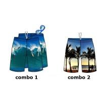 Kinship teen boys swimwear combo 2 beach (6 pcs)