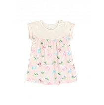 138092 Kinship baby girls dress combo 1 soft pink (4 pcs)