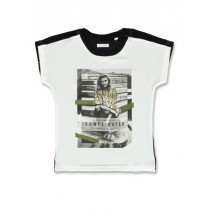 138095 Psychotropical teen girls shirt black (10 pcs)