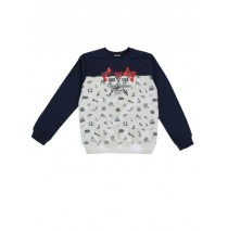 Kinship teen boys sweatshirt blue nights (5 pcs)