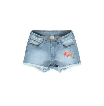 Kinship Teen girls short medium blue (5 pcs)