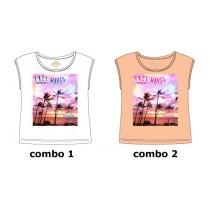 Kinship Teen girls shirt combo 2 prairie sunset (6 pcs)