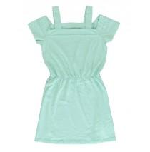 Mermaids teen girls dress combo 1 blue tint (6 pcs)