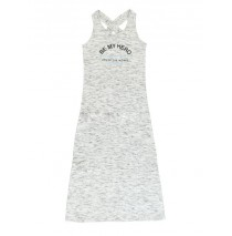 Youth Tonic teen girls dress combo 1 space yarn grey (2 pcs)