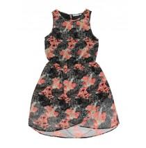 Psychotropical teen girls dress living coral (5 pcs)