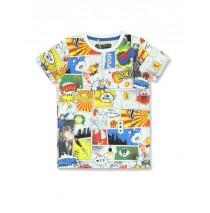 138398 Youth Tonic Small boys shirt optical white (5 pcs)
