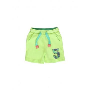 138523 Psychotropical baby boys bermuda green+indigo+grey (12 pcs)