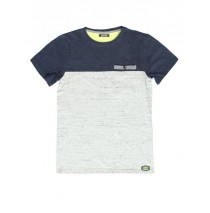 Psychotropical teen boys shirt combo 1 gray melange (4 pcs)