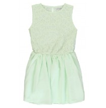 Kinship small girls dress hint of mint (5 pcs)